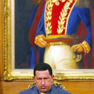 Hugo Chávez timeline