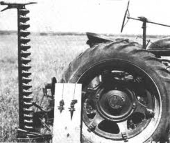 Segadora Mecànica