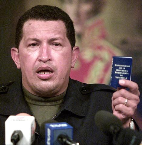 Aprobada la nueva constitución de Venezuela