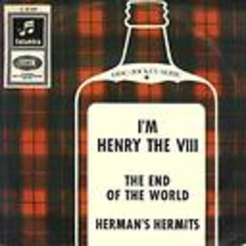 """Rock """"Henry the VIII, I Am"""" by Herman's Hermits"""