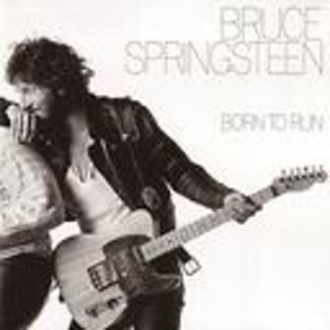 """Rock """"Born To Run"""" by Bruce Springsteen"""