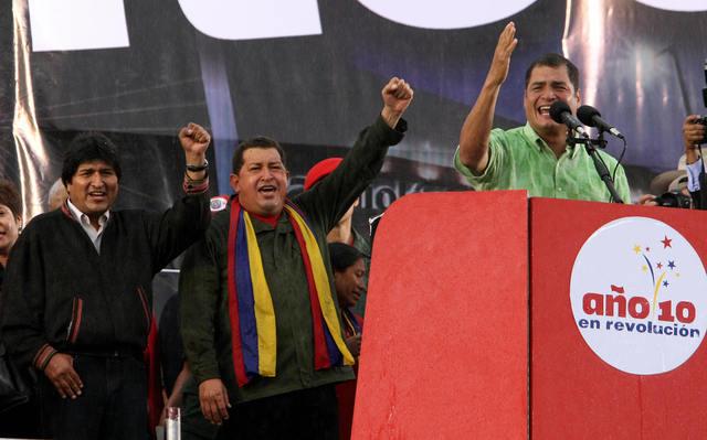 Venezuela expulsa al embajador de Estados Unidos en solidaridad con Bolivia