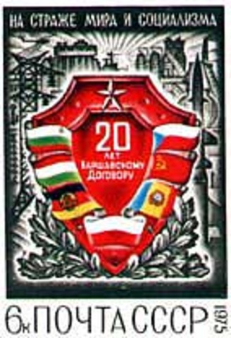Conception of Warsaw Pact