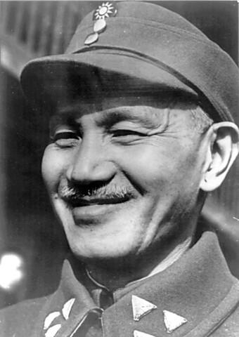 Chiang Kai Shek Retreats to Taiwan