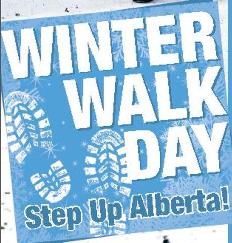 Winter Walk Day