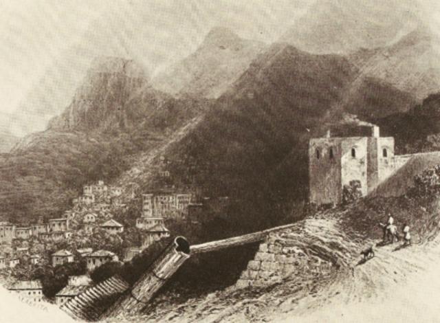 Πολιορκία στους Πύργους των Καλαβρύτων