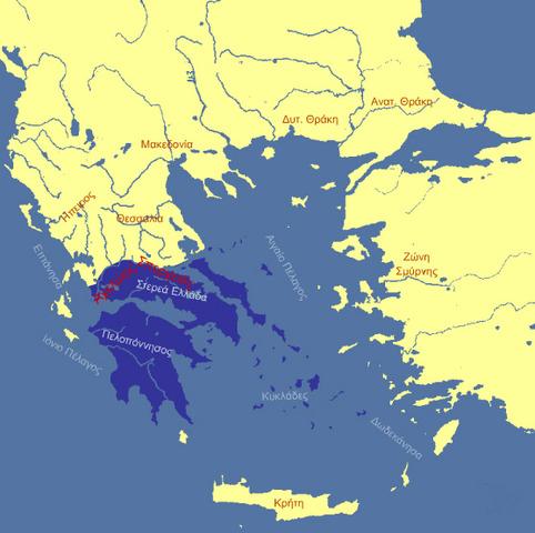 Υπογράφεται στο Λονδίνο από τις Μεγάλες Δυνάμεις το Πρωτόκολλο με το οποίο το ελληνικό κράτος αποκτά αυτονομία από την Οθωμανική Αυτοκρατορία.