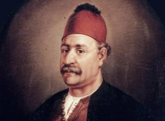 Ο Ανδρέας Μιαούλης, κατ' εντολή του Ιωάννη Καποδίστρια, εκκαθαρίζει τις Σποράδες νήσους απ' τους πειρατές.
