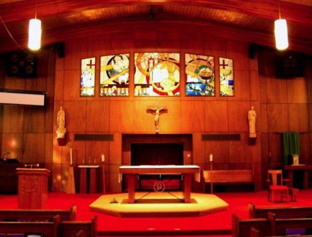 Year End Mass