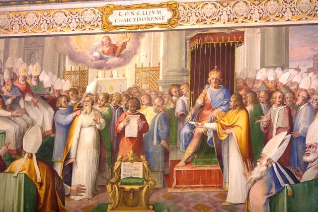 A concil in Constantinopole