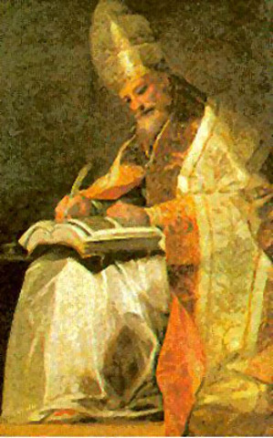 Gregory VII was elected as pope