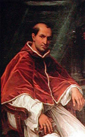 Pope Clement V ected as Pope