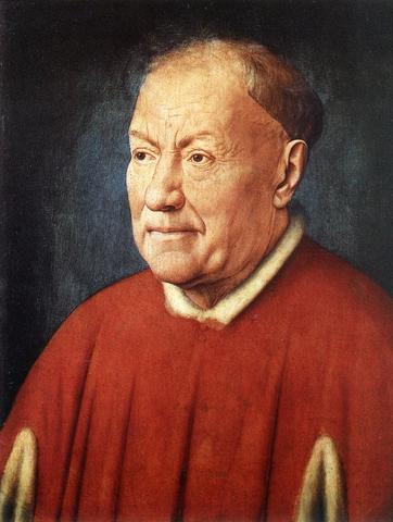 Pope Martin V was elected