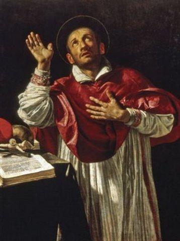 St. Charles Borromeo creates the Catechism