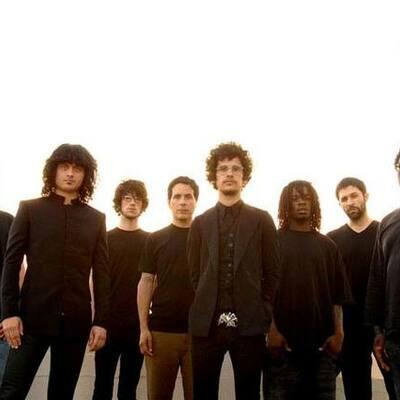 Dyskografia zespołu The Mars Volta timeline