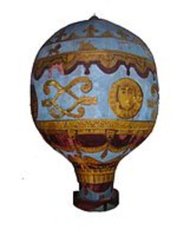 montgolfier,aeròstat