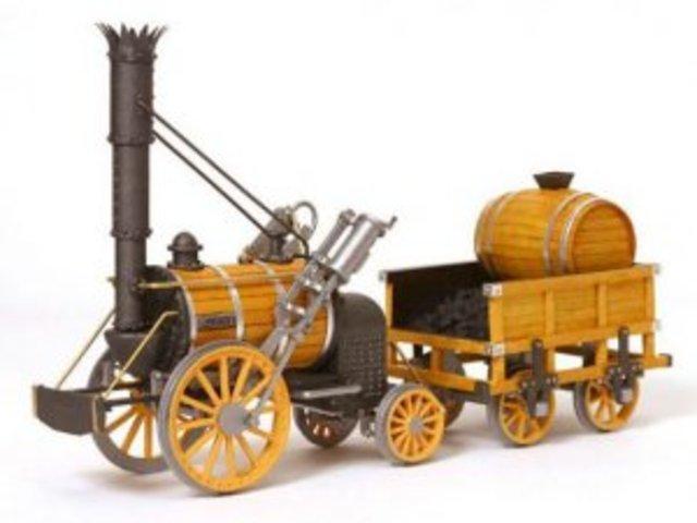 Stephenson,locomotora