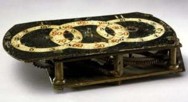 Benjamin Franklin Invents Odometer