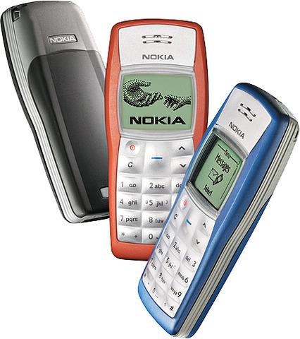 Es introducido al mercado el Nokia 1100