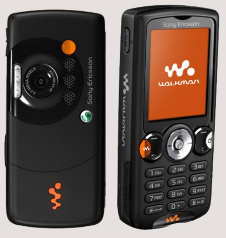 Sony lanza al mercado el Sony Ericsson W810