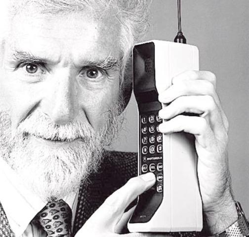 Primer Radio-Teléfono de los Estados Unidos de América