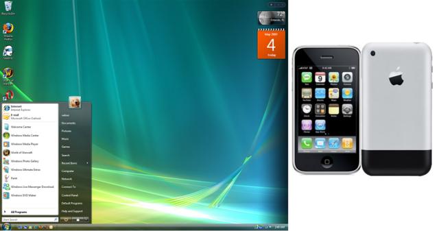 iPhone, mis Estudios Básicos y Vista