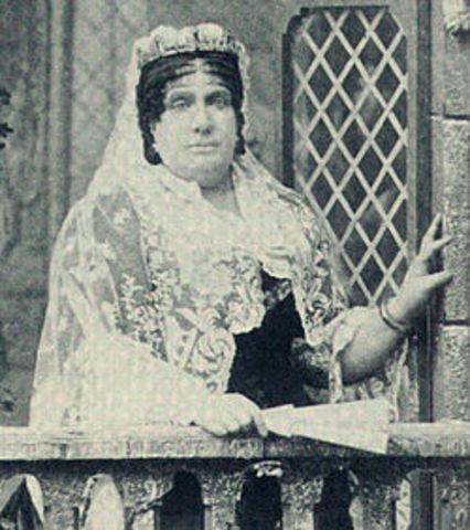 Isabel II abandona España