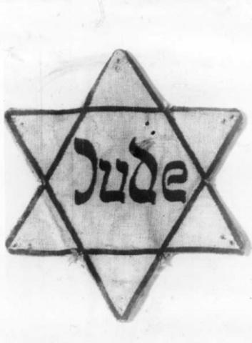 Judar bär stjärnor.