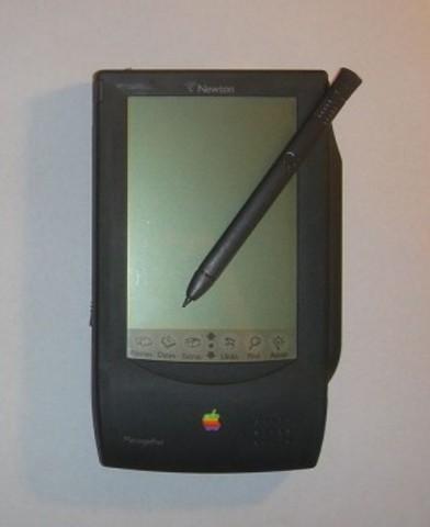 Message Newton de Apple