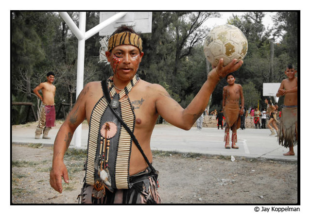 Native American Origins of Soccer