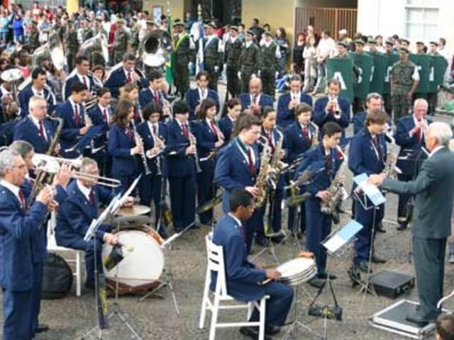 Fundação da Corporação Musical Santa Cecília