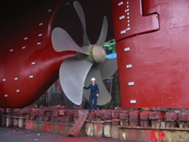 Hèlixs de vaixell