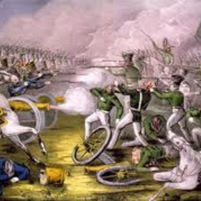 U.S Mexian War timeline