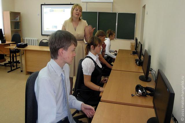 Оснащение образовательных учреждений современными средствами информатики