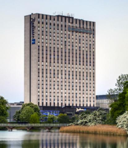 København: Radisson Blu Scandinavia Hotel, København