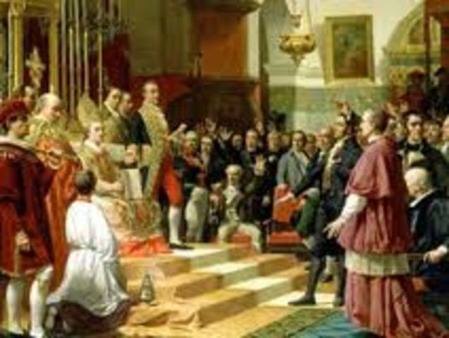 Promulgación de la primera Constitución en España