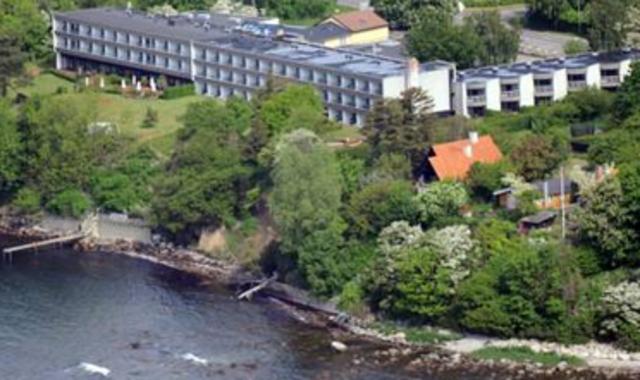 Bornholm: Radisson Blu Fredensborg Hotel, Bornholm, Rønne