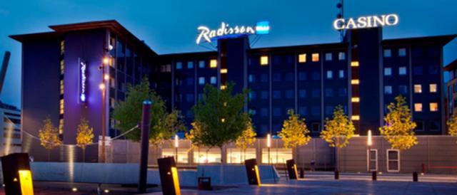 Aalborg: Radisson Blu Limfjord Hotel, Aalborg