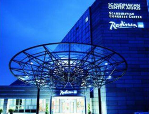 Aarhus: Radisson Blu Scandinavia Hotel, Aarhus