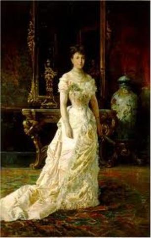 Regencia de Mª Cristina de Hasburgo-Lorena