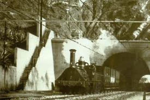 El primer Ferrocarril Barcelona-Mataró