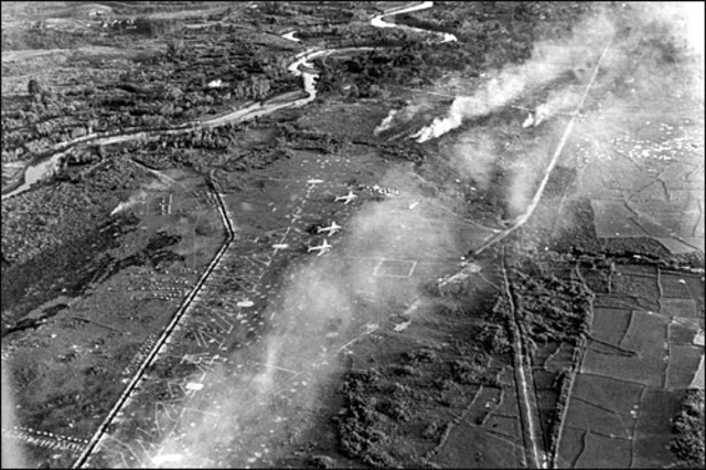 The Battle of Dien Bien Phu