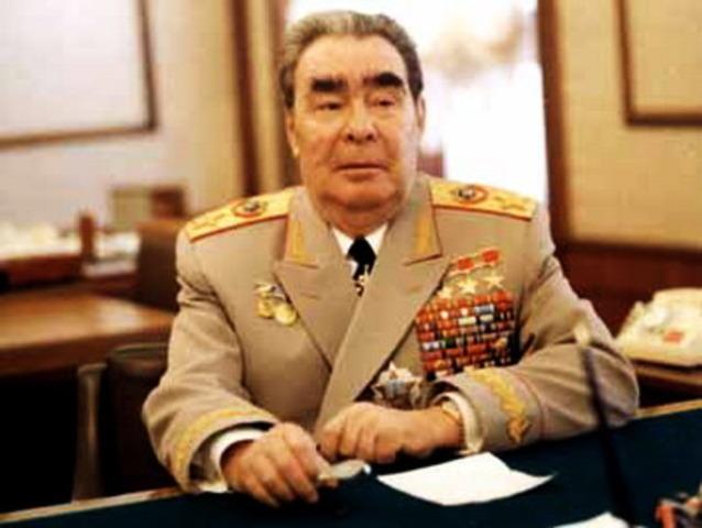 LEONID BREZHNEV Comes to Power