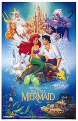The Little Mermaid 3D