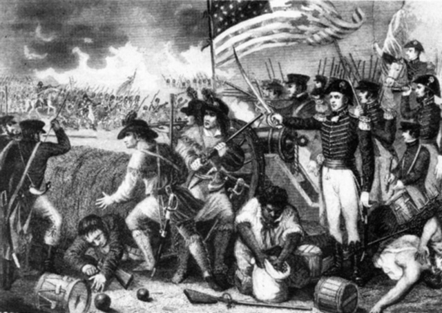 Filipino Soldiers in the 1812 War