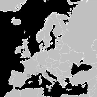 European Monarchies  timeline
