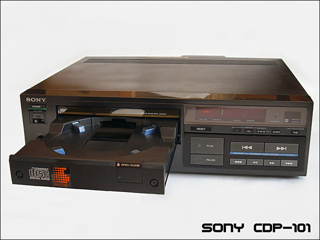 The CD Player