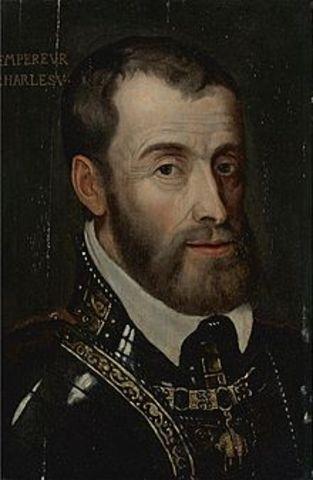 Charles I of Spain.