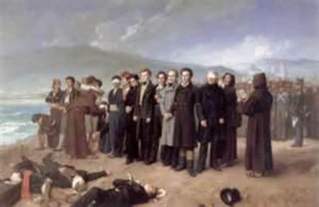 Reinado de Fernando VII: Década absolutista