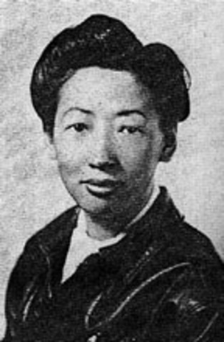 Hazel Ying Lee Becomes the First Chinese American Woman Aviator